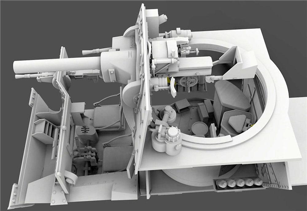 巡航戦車 A10 Mk.1A CSプラモデル(ゲッコーモデル1/35 ミリタリーNo.35GM0001)商品画像_3