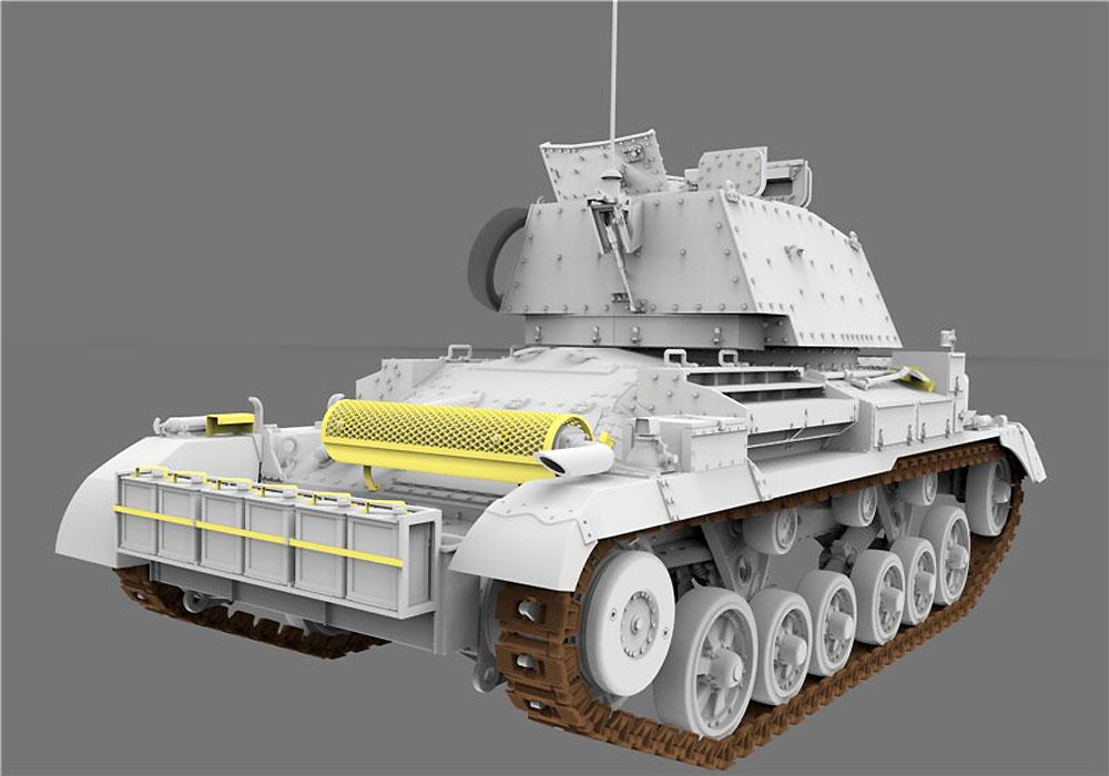 巡航戦車 A10 Mk.1Aプラモデル(ゲッコーモデル1/35 ミリタリーNo.35GM0002)商品画像_4