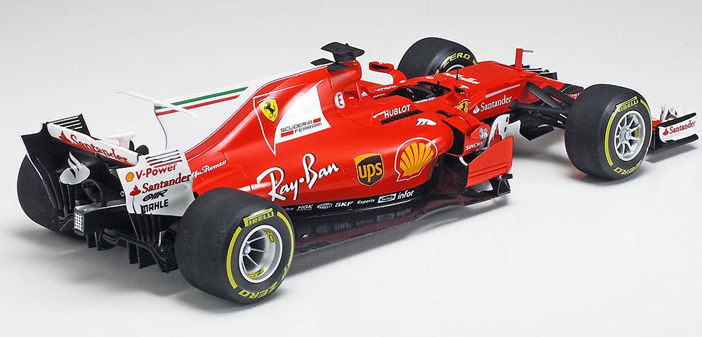 フェラーリ SF70Hプラモデル(タミヤ1/20 グランプリコレクションシリーズNo.068)商品画像_3