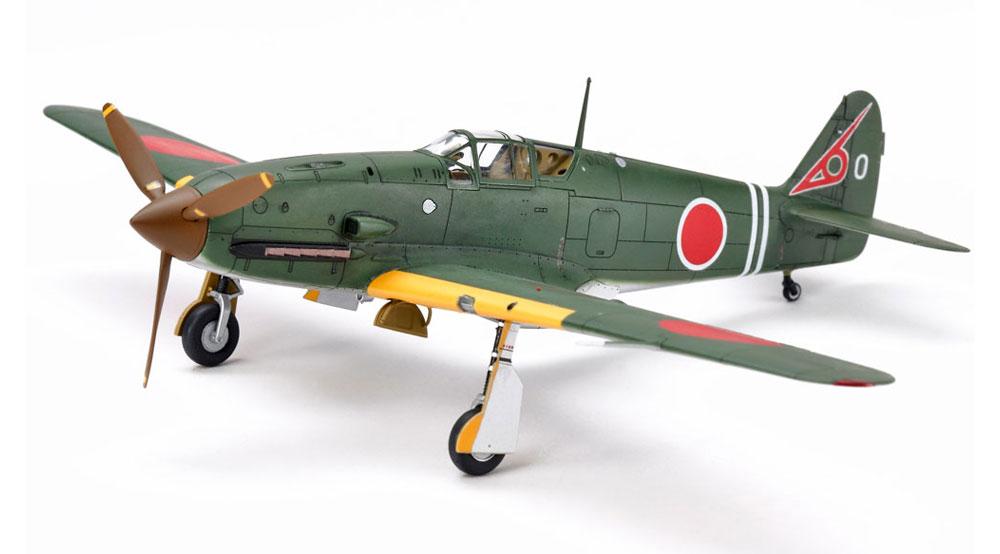 川崎 三式戦闘機 飛燕1型丁プラモデル(タミヤ1/72 ウォーバードコレクションNo.089)商品画像_4