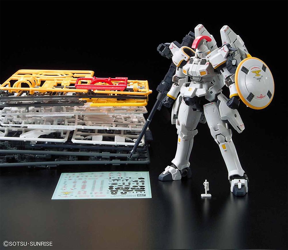 OZ-00MS トールギス EWプラモデル(バンダイRG (リアルグレード)No.028)商品画像_1