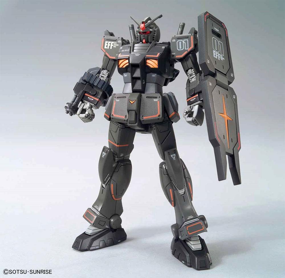 RX-78-01 [FSD] ガンダム FSDプラモデル(バンダイHG ジ・オリジンNo.021)商品画像_1