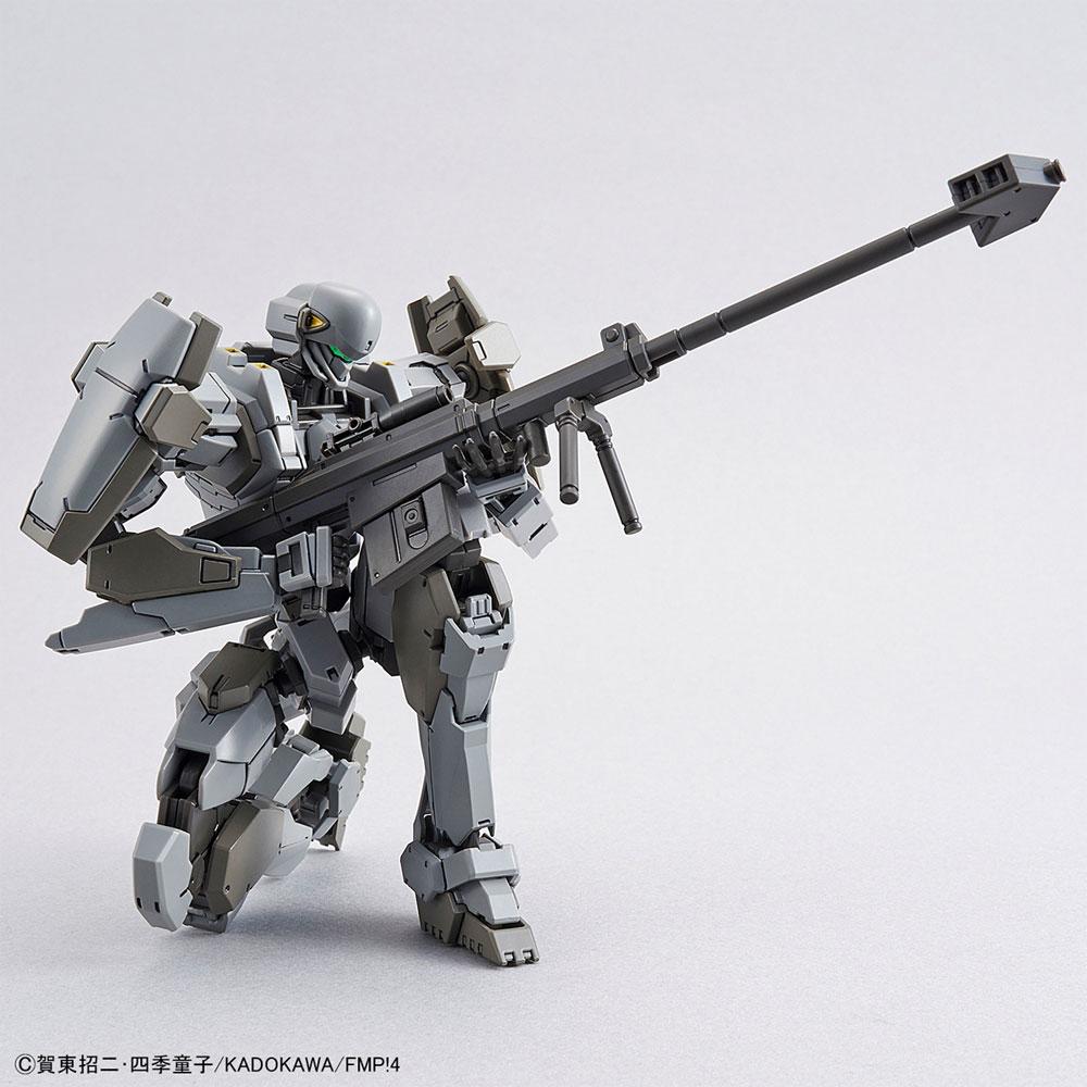 M9 ガーンズバック Ver.IVプラモデル(バンダイフルメタルパニック!No.0222261)商品画像_3