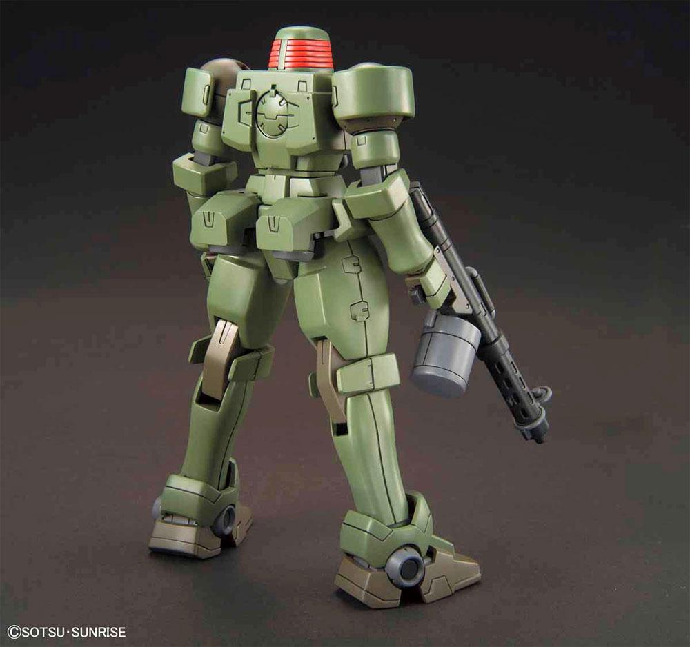 OZ-06MS リーオープラモデル(バンダイHGAC ハイグレード アフターコロニーNo.211)商品画像_2