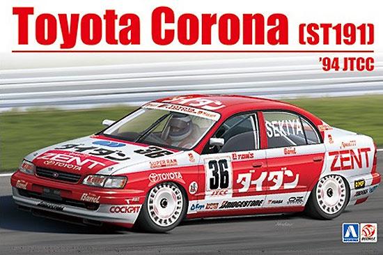 トヨタ コロナ ST191
