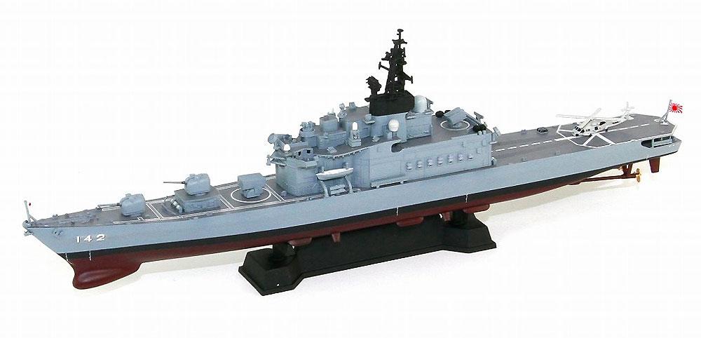 海上自衛隊 護衛艦 DDH-142 ひえいプラモデル(ピットロード1/700 スカイウェーブ J シリーズNo.J-081)商品画像_2