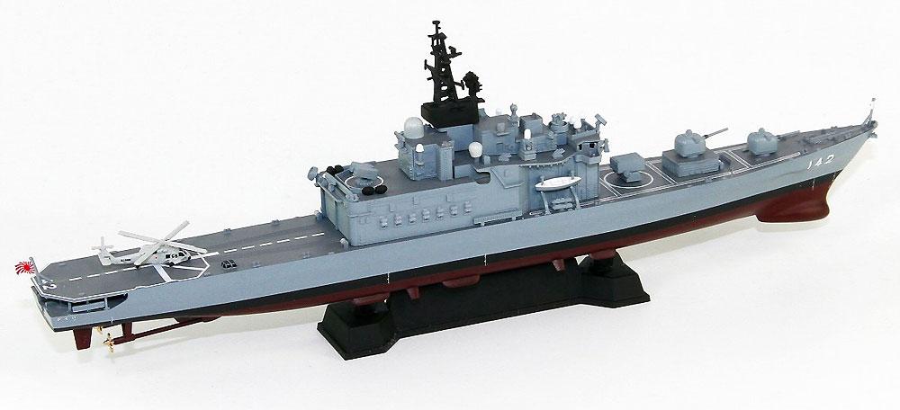 海上自衛隊 護衛艦 DDH-142 ひえいプラモデル(ピットロード1/700 スカイウェーブ J シリーズNo.J-081)商品画像_3