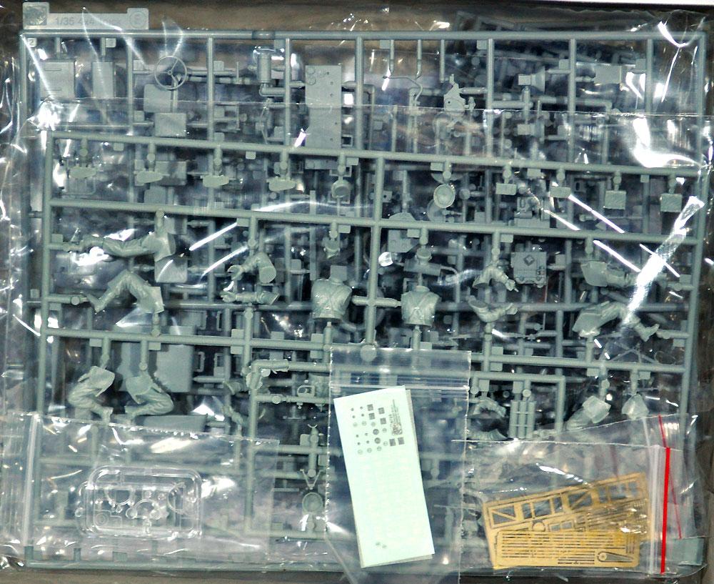 WW2 イギリス軍 SAS 4x4 小型軍用車 & レッド デビルズ w/ウェルバイク & 運搬用コンテナ ヨーロッパ戦線プラモデル(ドラゴン1/35 '39-'45 SeriesNo.DR30TH-003)商品画像_1