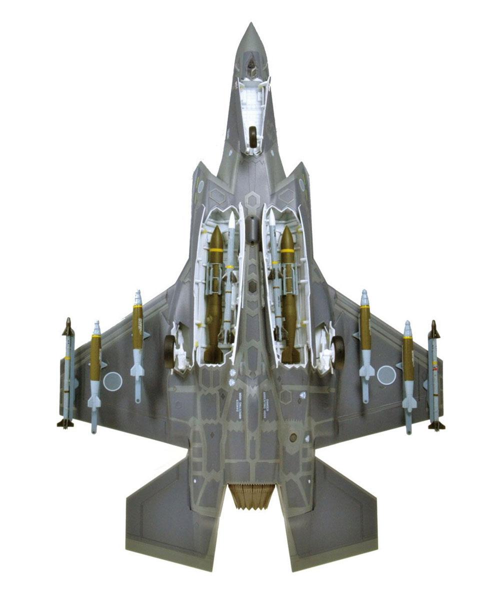 航空自衛隊 F-35A ライトニング 2プラモデル(童友社自衛隊機 プラモデルNo.72-F35)商品画像_4