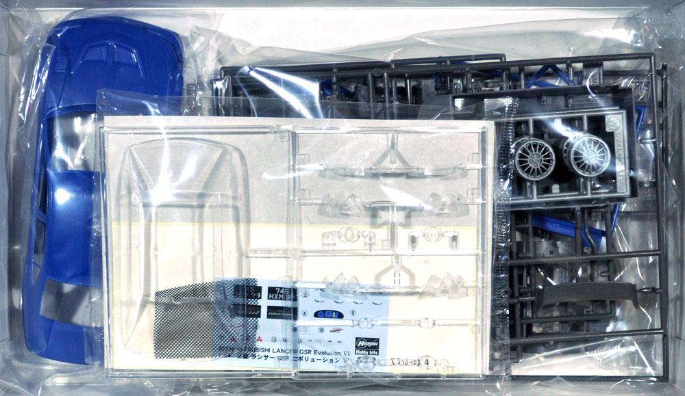 三菱 ランサー GSR エボリューション 6プラモデル(ハセガワ1/24 自動車 限定生産No.20336)商品画像_1
