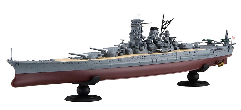 日本海軍 超弩級戦艦 武蔵 改装前プラモデル(フジミ艦NEXTNo.012)商品画像_2