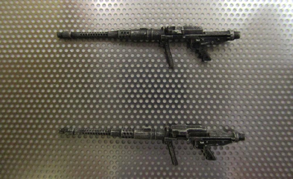 MG131 13mm機銃 (日本海軍二式旋回機銃)プラモデル(ファインモールドナノ・アヴィエーション 48No.NC014)商品画像_3