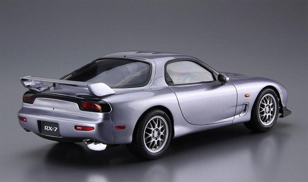 マツダ FD3S RX-7 スピリットR タイプB '02プラモデル(アオシマ1/24 ザ・モデルカーNo.077)商品画像_3