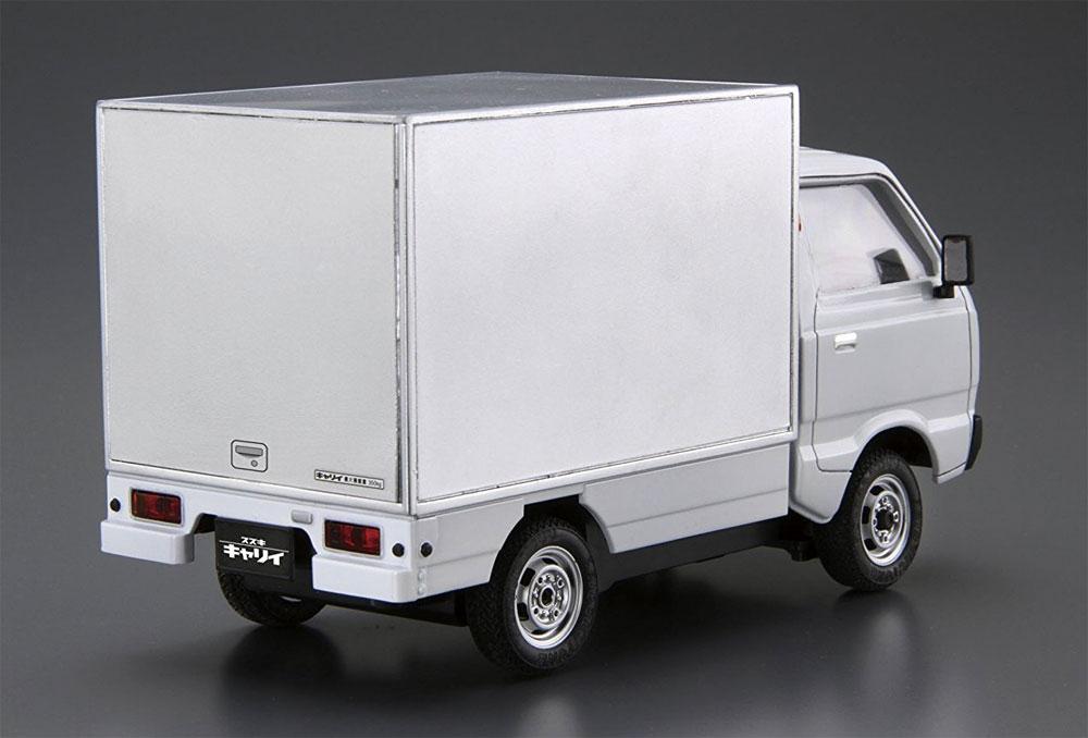 スズキ ST30 キャリイ パネルバン '79プラモデル(アオシマ1/24 ザ・モデルカーNo.旧079)商品画像_3