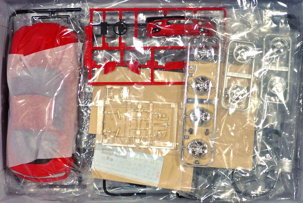 マツダ FD3S RX-7 '99 (ビンテージレッド)プラモデル(アオシマ1/24 プリペイントモデル シリーズNo.4905083054970)商品画像_1