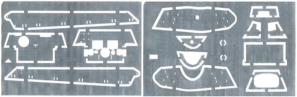 ドイツ重戦車 キングタイガー ポルシェ砲塔プラモデル(童友社1/35 プラモデルNo.035-KT001)商品画像_3