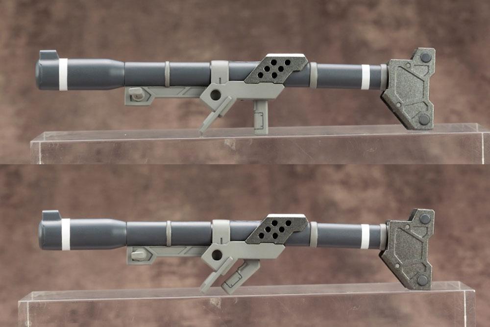 ハンドバズーカプラモデル(コトブキヤM.S.G モデリングサポートグッズ ウェポンユニットNo.RW002)商品画像_4