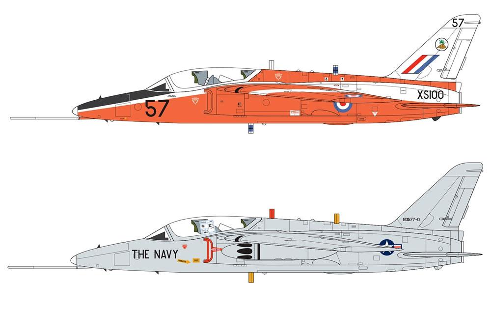 フォーランド ナット T.1プラモデル(エアフィックス1/72 ミリタリーエアクラフトNo.A02105)商品画像_1
