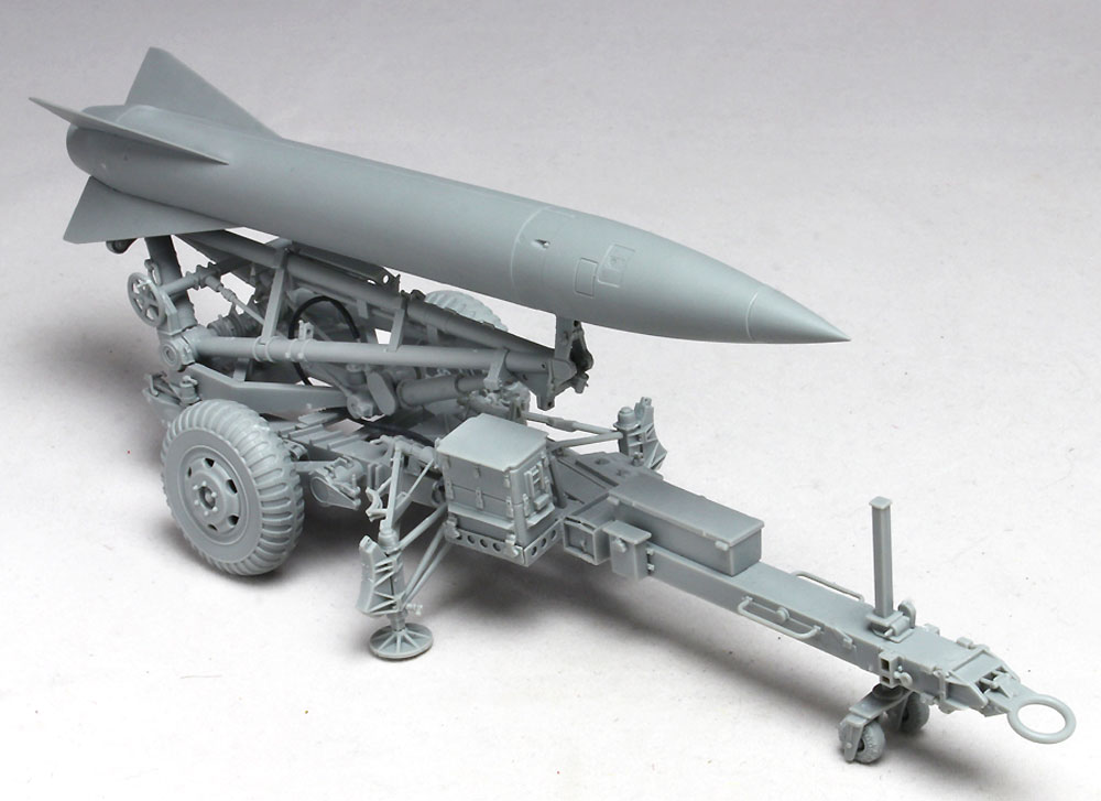MGM-52 ランス ミサイル ランチャープラモデル(ドラゴン1/35 Modern AFV SeriesNo.3600)商品画像_2