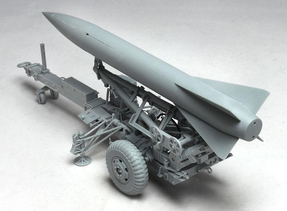 MGM-52 ランス ミサイル ランチャープラモデル(ドラゴン1/35 Modern AFV SeriesNo.3600)商品画像_3