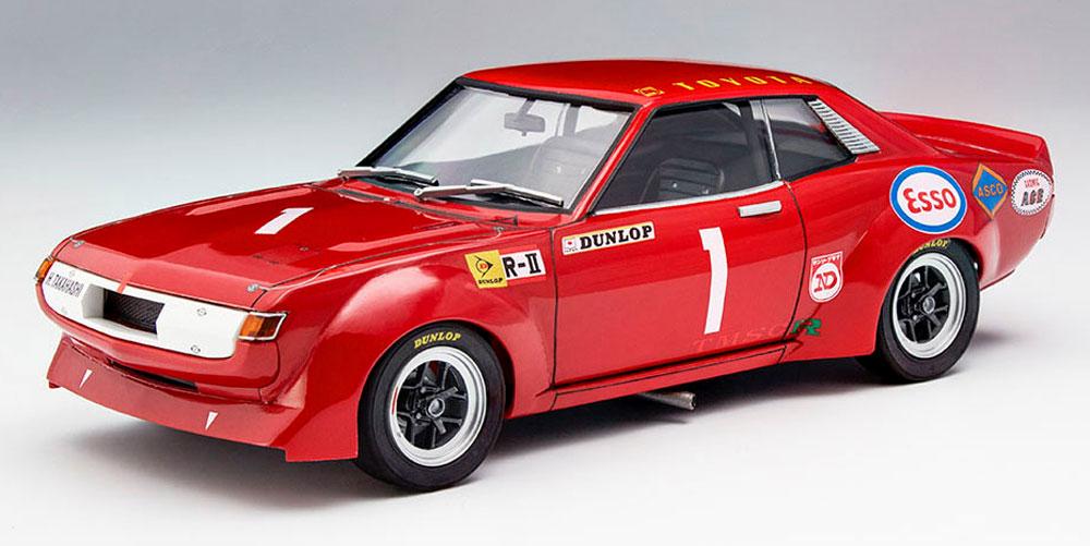 トヨタ セリカ 1600GT 1972年 全日本鈴鹿 500Kmレースプラモデル(ハセガワ1/24 自動車 限定生産No.20344)商品画像_2