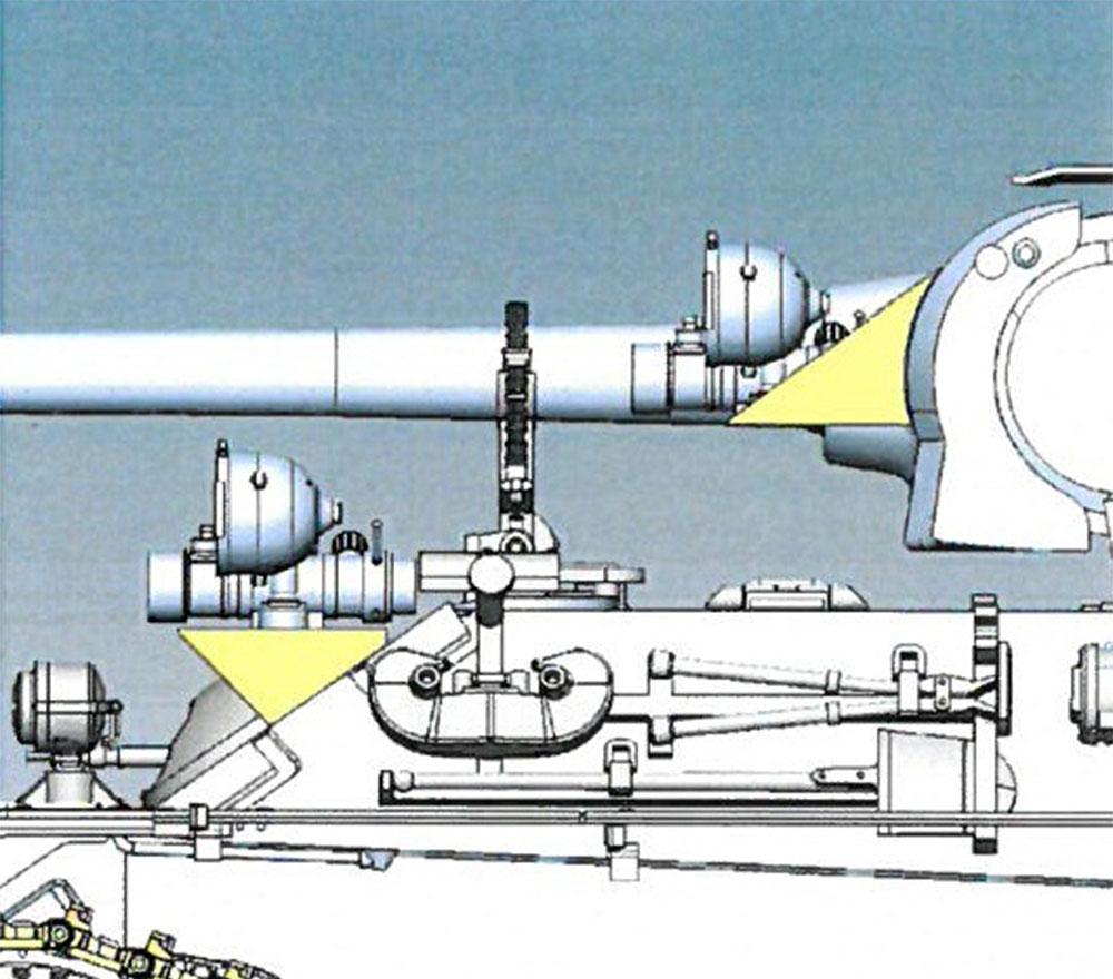 Sd.Kfz.171 パンターG 後期型 赤外線暗視装置付プラモデル(ドラゴン1/35 '39-'45 SeriesNo.6268NV)商品画像_2
