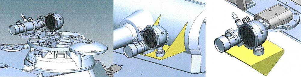 Sd.Kfz.171 パンターG 後期型 赤外線暗視装置付プラモデル(ドラゴン1/35 '39-'45 SeriesNo.6268NV)商品画像_3