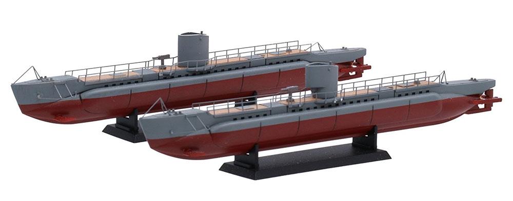 日本陸軍 三式潜航輸送艇 まるゆプラモデル(フジミ1/700 特シリーズNo.014)商品画像_1