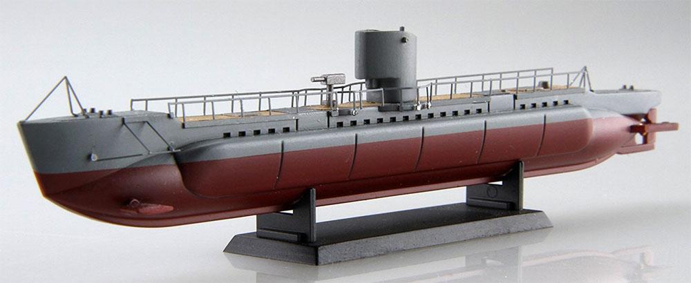 日本陸軍 三式潜航輸送艇 まるゆプラモデル(フジミ1/700 特シリーズNo.014)商品画像_2