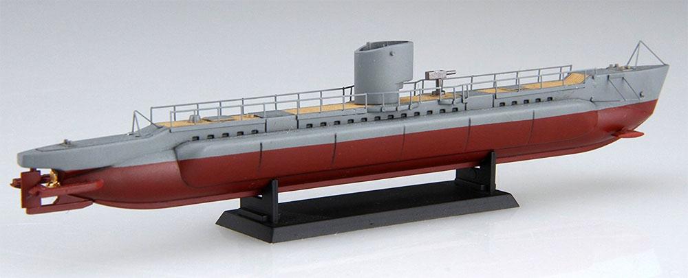 日本陸軍 三式潜航輸送艇 まるゆプラモデル(フジミ1/700 特シリーズNo.014)商品画像_3