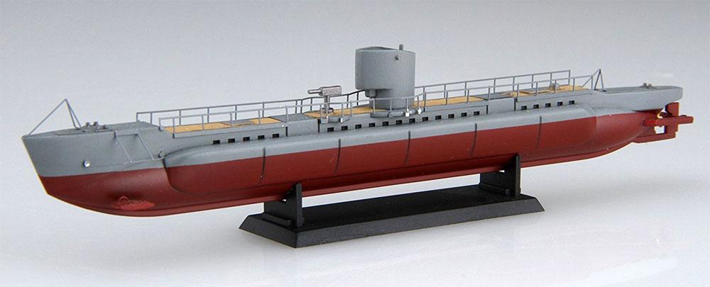 日本陸軍 三式潜航輸送艇 まるゆプラモデル(フジミ1/700 特シリーズNo.014)商品画像_4