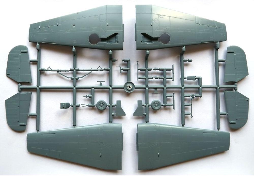 TBM-3W グッピー フランス海軍 オランダ海軍プラモデル(ソード1/72 エアクラフト プラモデルNo.72115)商品画像_3