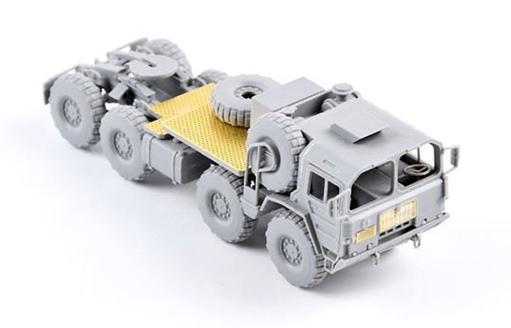 ドイツ MAN KAT1 M1014 8x8 高機動オフロードトラックプラモデル(モデルコレクト1/72 AFV キットNo.UA72132)商品画像_2