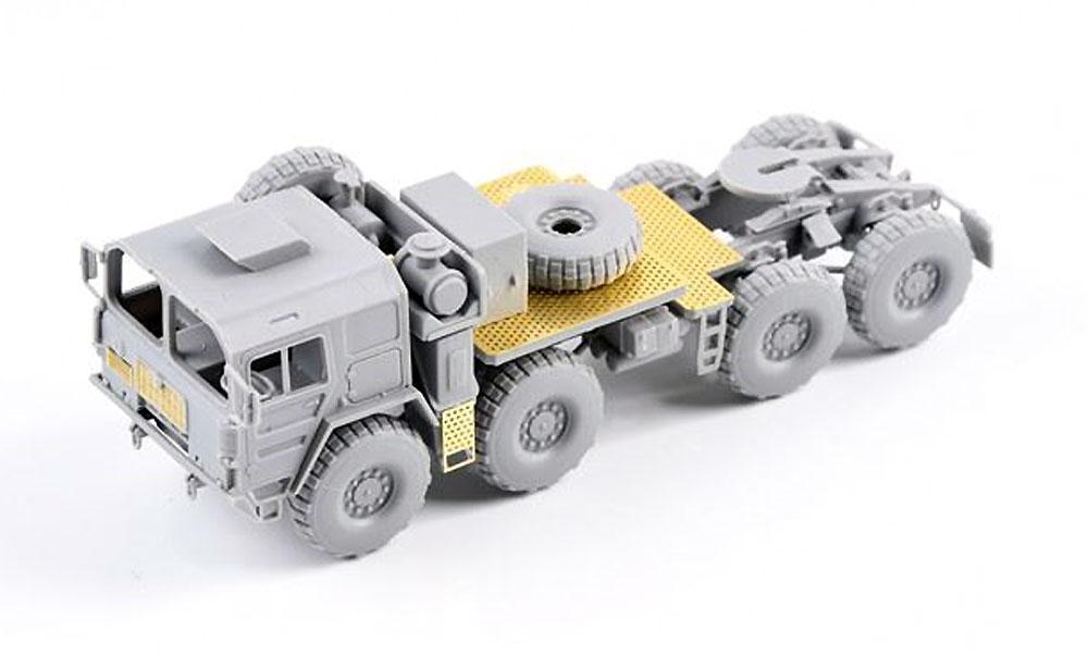 ドイツ MAN KAT1 M1014 8x8 高機動オフロードトラックプラモデル(モデルコレクト1/72 AFV キットNo.UA72132)商品画像_3