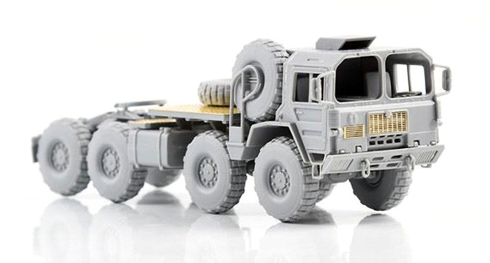 ドイツ MAN KAT1 M1014 8x8 高機動オフロードトラックプラモデル(モデルコレクト1/72 AFV キットNo.UA72132)商品画像_4