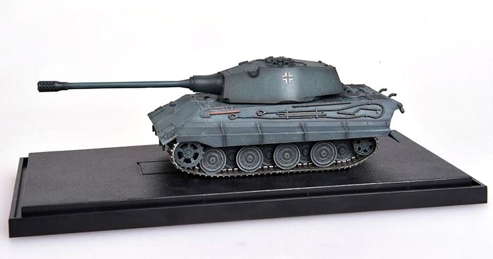 ドイツ E-75 重戦車 w/128mm砲 1946年 ジャーマングレー完成品(モデルコレクト1/72 AFV 完成品モデルNo.MODAS72104)商品画像_1