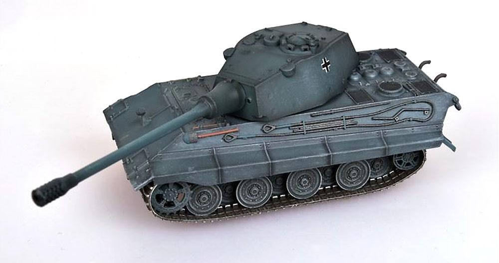 ドイツ E-75 重戦車 w/128mm砲 1946年 ジャーマングレー完成品(モデルコレクト1/72 AFV 完成品モデルNo.MODAS72104)商品画像_2