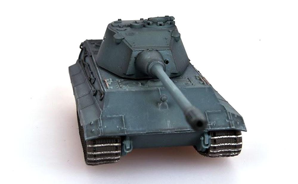 ドイツ E-75 重戦車 w/128mm砲 1946年 ジャーマングレー完成品(モデルコレクト1/72 AFV 完成品モデルNo.MODAS72104)商品画像_4