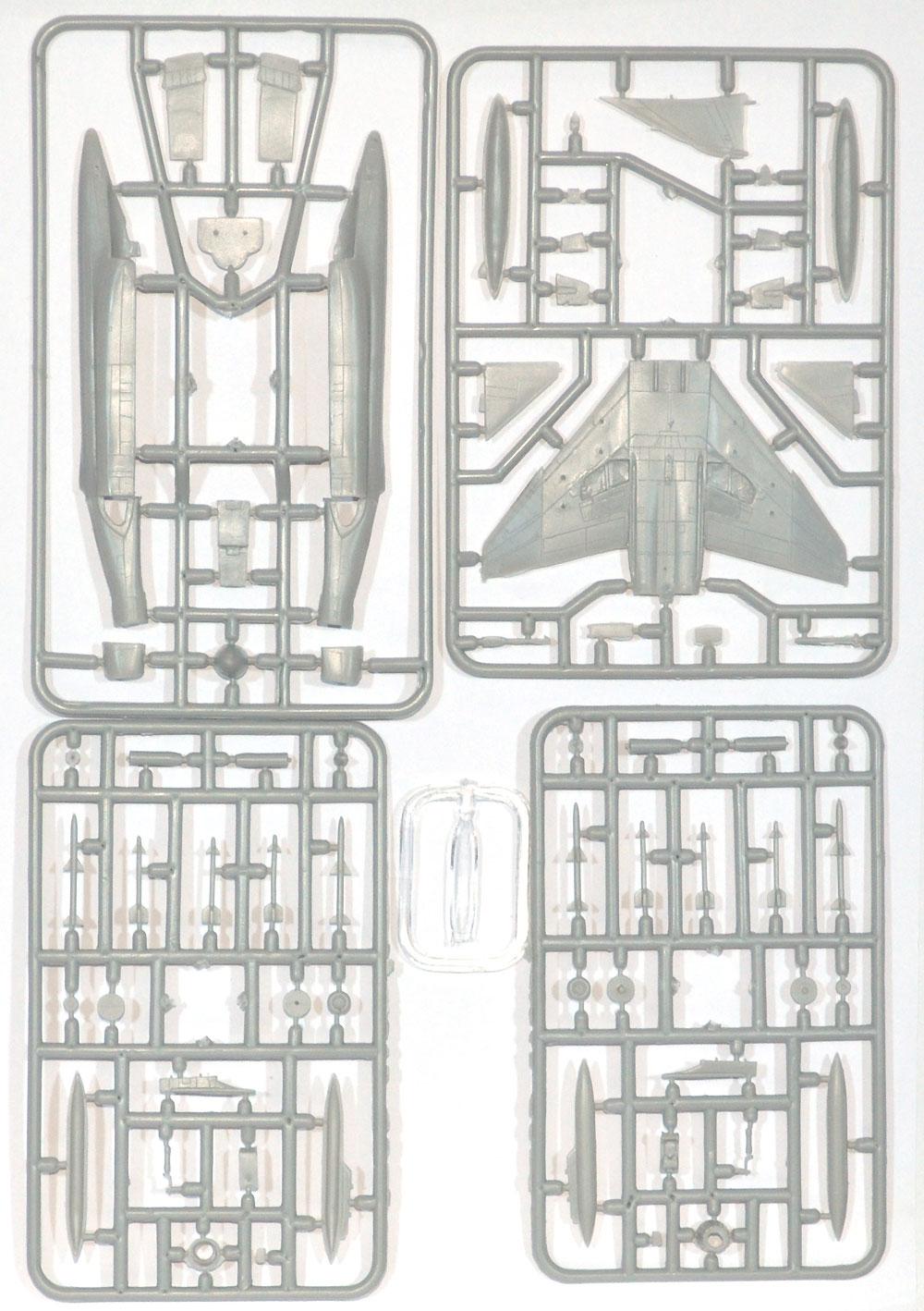 F-4J ファントム 2プラモデル(ソヴァ M1/144 エアクラフトNo.SVM-14001)商品画像_2