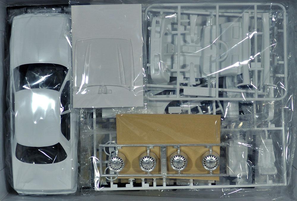 トヨタ JZX81 クレスタ 2.5 スーパールーセントG '90プラモデル(アオシマ1/24 ザ・モデルカーNo.旧081)商品画像_1