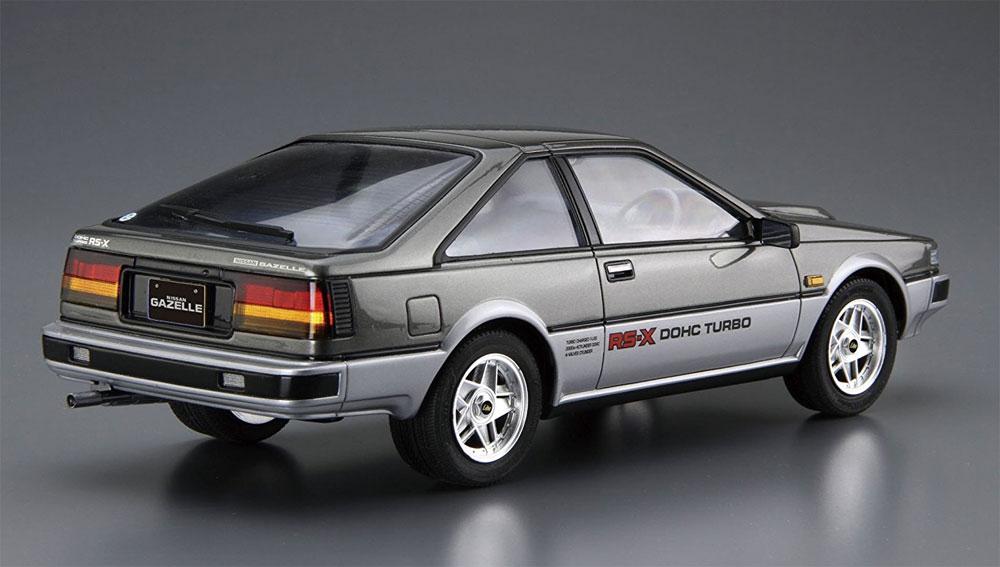 ニッサン S12 シルビア/ガゼール ターボ RS-X '84プラモデル(アオシマ1/24 ザ・モデルカーNo.084)商品画像_3