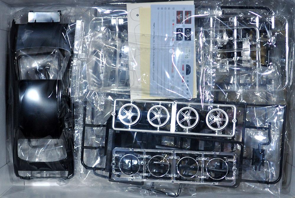 モードパルファム GF50 シーマ '01 (ニッサン)プラモデル(アオシマ1/24 ザ・チューンドカーNo.055)商品画像_1