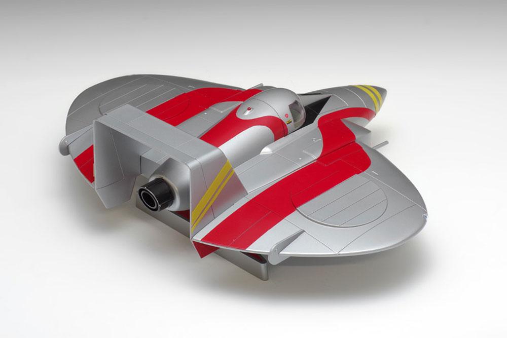 マットアロー 2号 隊長機プラモデル(ウェーブウルトラマンシリーズNo.UT-027)商品画像_3