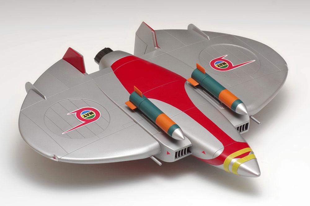マットアロー 2号 隊長機プラモデル(ウェーブウルトラマンシリーズNo.UT-027)商品画像_4