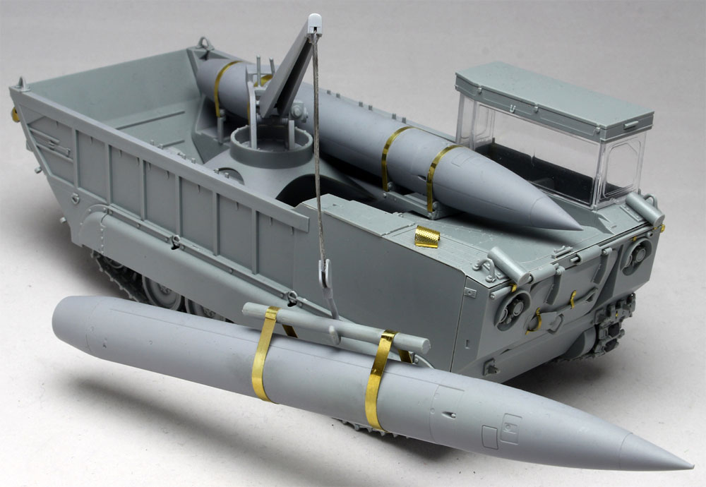 M688 ランス ミサイルローダ 装填車プラモデル(ドラゴン1/35 Modern AFV SeriesNo.3607)商品画像_3