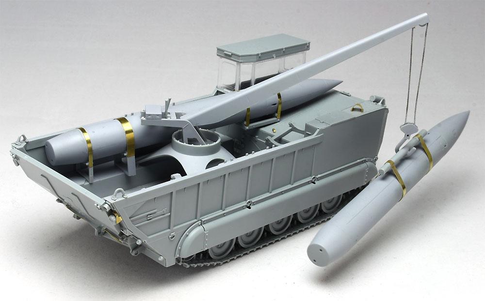M688 ランス ミサイルローダ 装填車プラモデル(ドラゴン1/35 Modern AFV SeriesNo.3607)商品画像_4