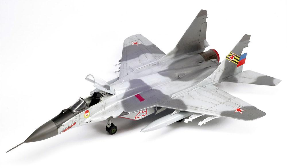 MiG-29 (9.13) フルクラムCプラモデル(プラッツ航空模型特選シリーズNo.AE-008)商品画像_4