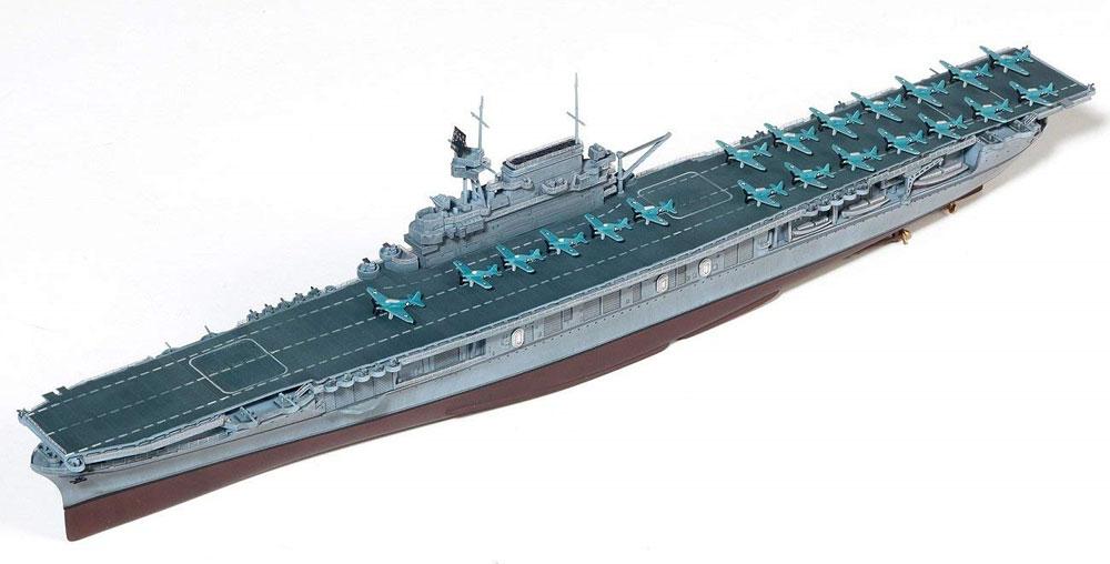アメリカ海軍 航空母艦 エンタープライズ CV-6プラモデル(童友社船舶プラモデルNo.700-ETPS-4500)商品画像_2