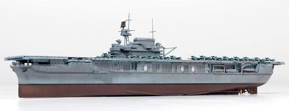 アメリカ海軍 航空母艦 エンタープライズ CV-6プラモデル(童友社船舶プラモデルNo.700-ETPS-4500)商品画像_3