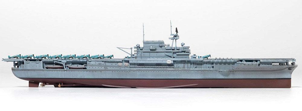 アメリカ海軍 航空母艦 エンタープライズ CV-6プラモデル(童友社船舶プラモデルNo.700-ETPS-4500)商品画像_4